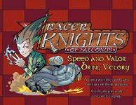 Racer Knights of Falconus Constructable Card Game