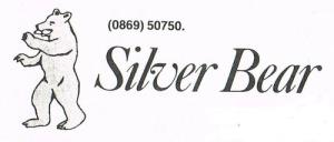 Board Games (Silver Bear Marketing)
