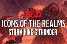 D&D Miniatures - Icons of the Realms - Storm King's Thunder - Singles