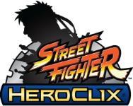 Street Fighter HeroClix - Singles