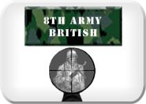 Berlin or Bust WWII Miniatures - 8th Army British
