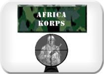 Berlin or Bust WWII Miniatures - Africa Korps