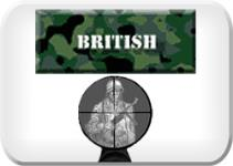 Berlin or Bust WWII Miniatures - British - Infantry