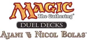MTG - Duel Decks - Ajani vs. Nicol Bolas