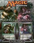 MTG - Duel Decks - Garruk vs. Liliana