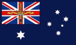 Dystopian Wars - Alliance Nations - Australians (1:600)