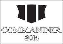 MTG - Commander 2014