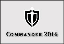 MTG - Commander 2016