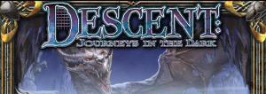 Descent - Journeys in the Dark (1st Edition)