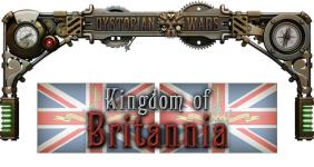 Dystopian Wars - Kingdom of Britannia (1:600)