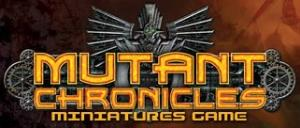 Mutant Chronicles Miniatures Game - Capitol (Fantasy Flight Games)