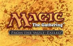 MTG - From the Vault - Exiled