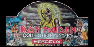 Iron Maiden HeroClix - Booster Packs, Cases & More