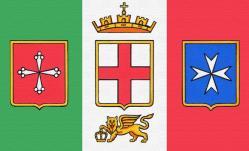 Dystopian Wars - Alliance Nations - League of Italian States (1:600)
