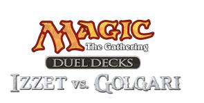 Magic the Gathering - Duel Decks - Izzet vs. Golgari - Singles
