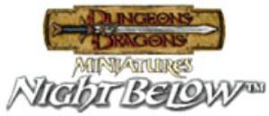 Dungeons & Dragons - Collectible Miniatures Game - Night Below Singles