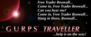 GURPS (4th Edition) - Traveller