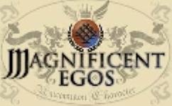 Nodwick Miniatures (Magnificent Egos)