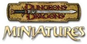 Dungeons & Dragons - Collectible Miniatures Game - Promo & Convention Figures