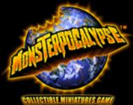 Monsterpocalypse - Series #4 - Monsterpocalypse Now - Singles