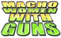 Macho Women with Guns (d20)
