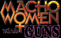 Macho Women With Guns Miniatures - Heroines (25mm)