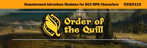 Roleplaying Games (Order of the Quill)