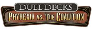 MTG - Duel Decks - Phyrexia vs. The Coalition