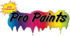 Pro Paints - Oranges & Yellows (New Formula)