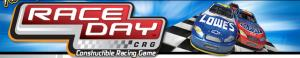 NASCAR Race Day Constructible Racing Game