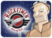 Rocketmen Constructible Card Game
