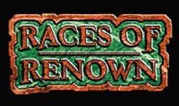 Races of Renown (d20)