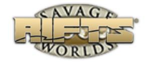 Savage Worlds - Rifts (Pinnacle)