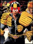 Judge Dredd Miniatures - The Justice Department (Mongoose Publishing)