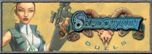 Shadowrun Duels - Set #2