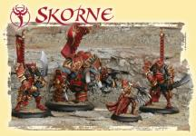 Hordes Mk I - The Skorne - Loose Miniatures (28mm)