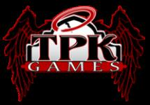 Total Party Kill Games Logo
