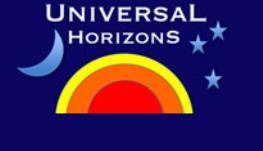 Universal Horizons RPG