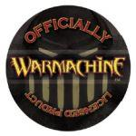 Warmachine - Warcaster Token Sets - Cygnar (Gale Force Nine)