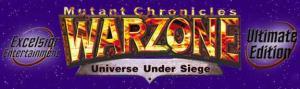 Mutant Chronicle Warzone Miniatures (Armorcast)