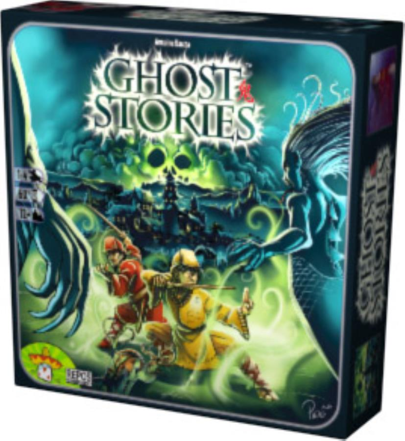 Ghost Stories Collection - Base Game + 2 Expansions! - Boardgame