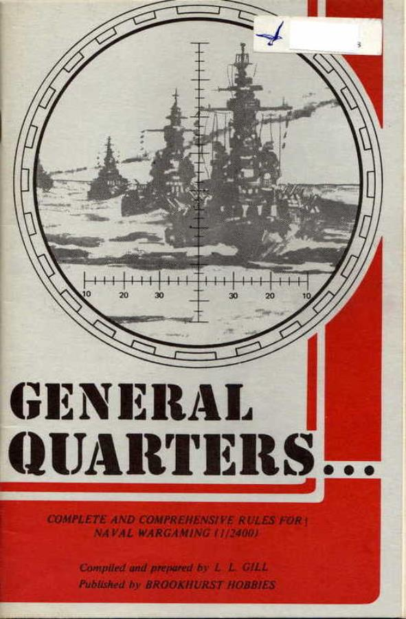 General Quarters - Historical Mini Rules - Noble Knight Games