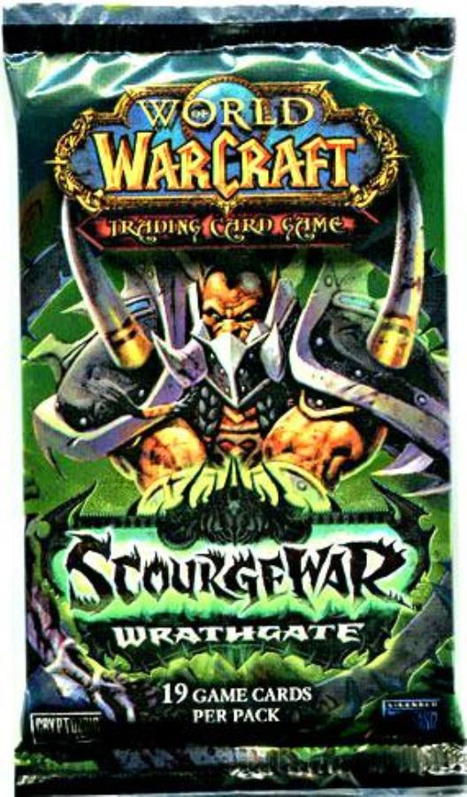 Wrathgate - Booster Pack - WoW TCG
