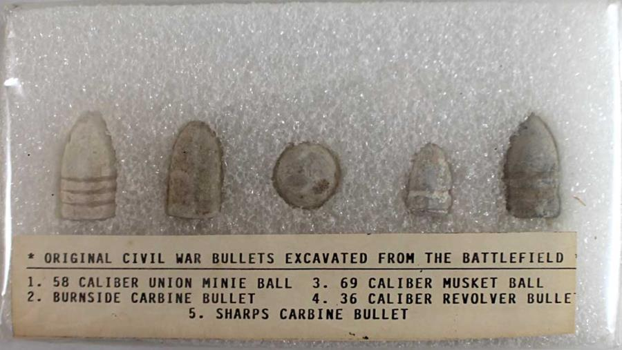 civil war bullets images