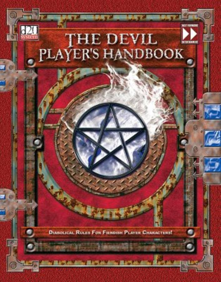 New Devil/'s Player Guide d20