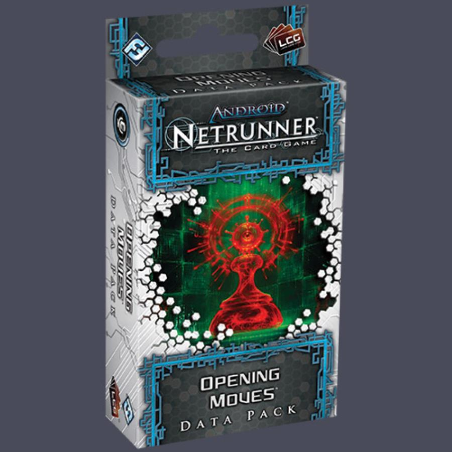 Fantasy Flight games Expansion Android Netrunner LCG Opening Moves Data Pack