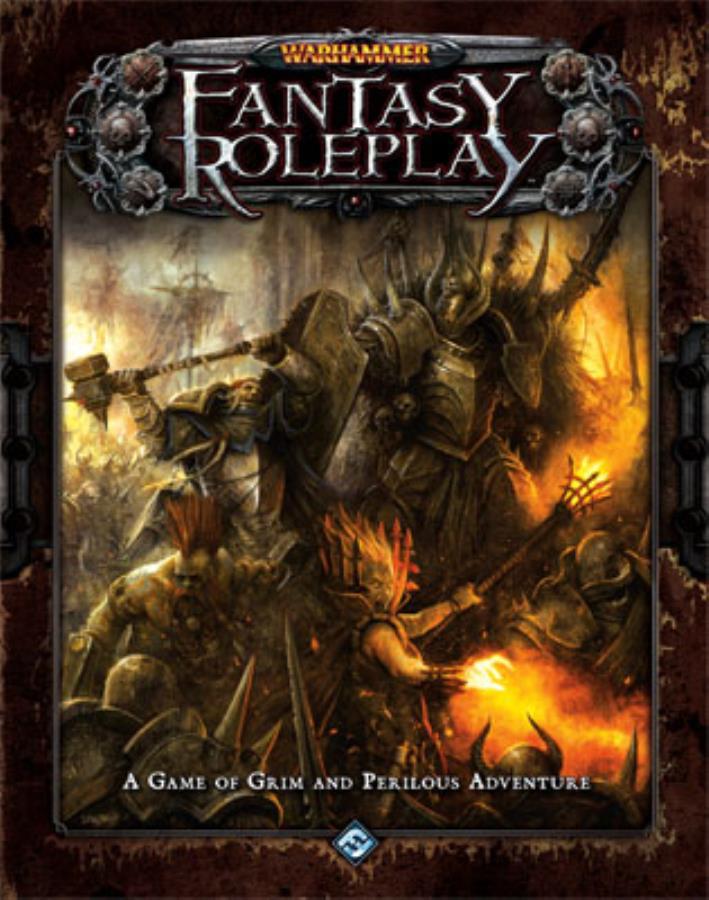 Warhammer Fantasy Roleplay Mega Collection #2 - Core Set +