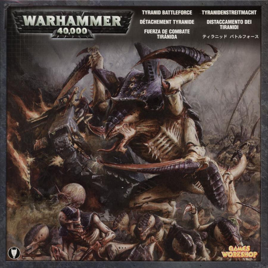 Battleforce (2004 Edition) - 40k Tyranids - Noble Knight Games