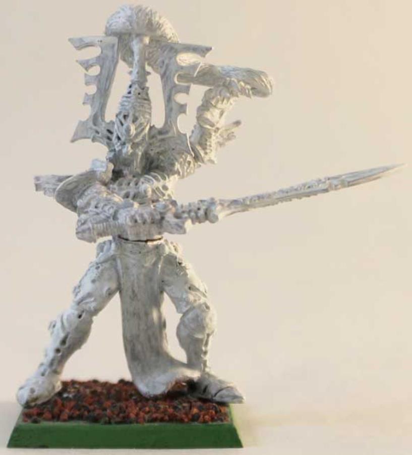 Avatar of Khaine #6 - 40k Eldar Metal Mini - Noble Knight Games