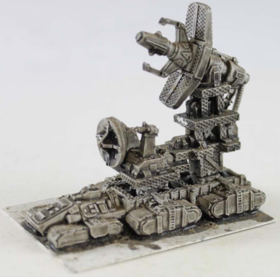 Imperial Guard Ordinatus Mars #1 - Epic Armageddon Metal